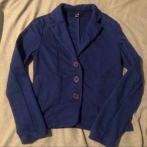 4/$12‼️ Forever 21 - Royal Blue Blazer Size M